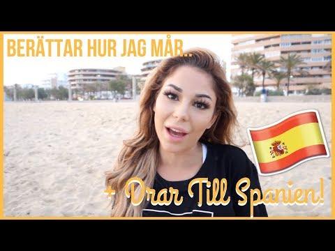 LIFE UPDATE + DRAR TILL SPANIEN!