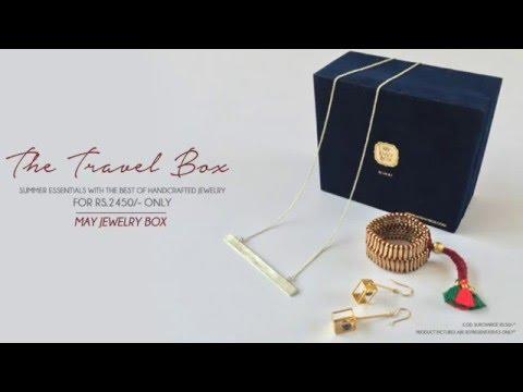 Designer Jewelry Box - May Edition