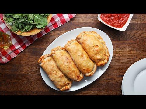 Renee - Dinner tonight: Meatloaf Calzone!! Try it!