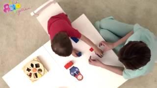 Развитие детей 1—3 года Развитие речи Цвет Форма Величина