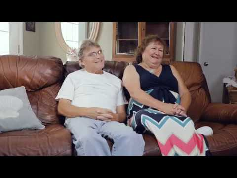 Allen and Lynn share their story