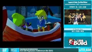 Legend of Zelda: The Wind Waker by Chaotic_Ace in 4:10:21 - Summer Games Done Quick 2015 - Part 145