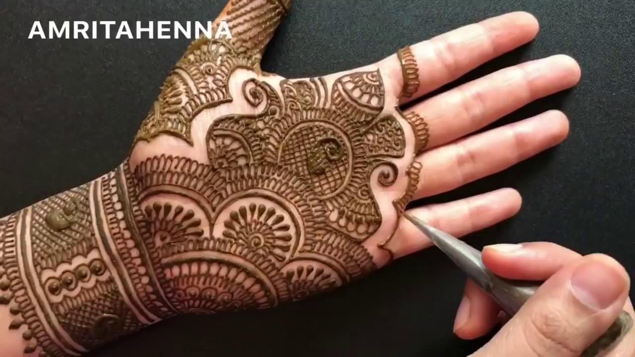 rajasthani bridal mehndi designs for full hands