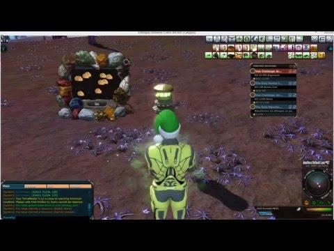 Entropia Universe mining