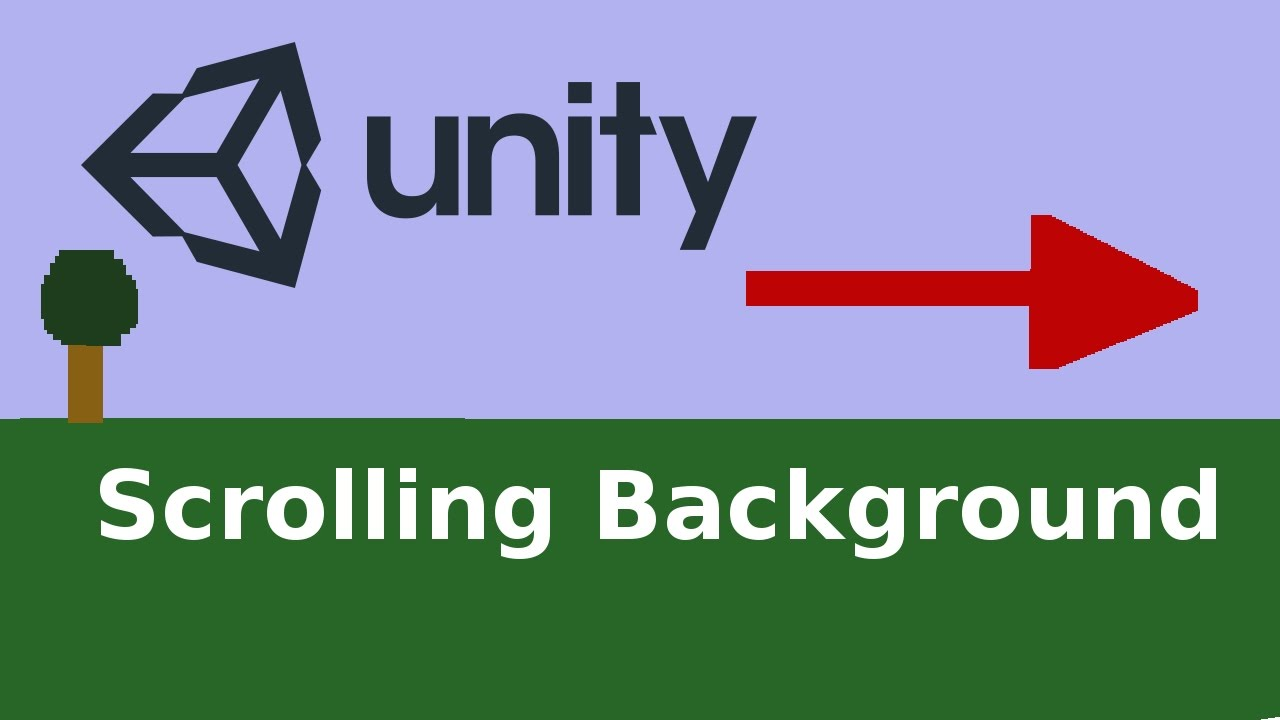 Unity 5 | Scrolling Background Tutorial