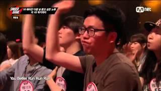 럭키제이 Lucky J   Run Devil Run Girls Generation,소녀시대 @ 싱어게임 2014 07 23