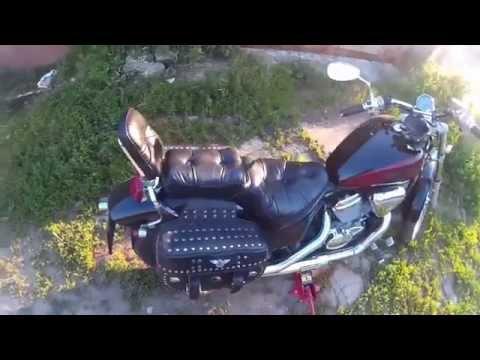 Honda Steed 400-600 - MOTOSVIT