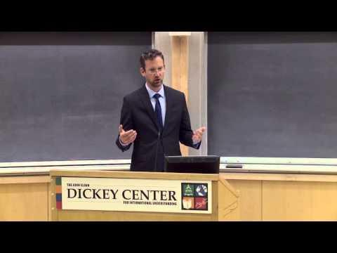 "William McCants, ""Religious Politics after the Arab Spring"""
