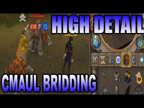 High Detail Bridding - Cmaul - Old Runescape thumbnail