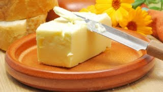 how to make butter - Butter Recipes