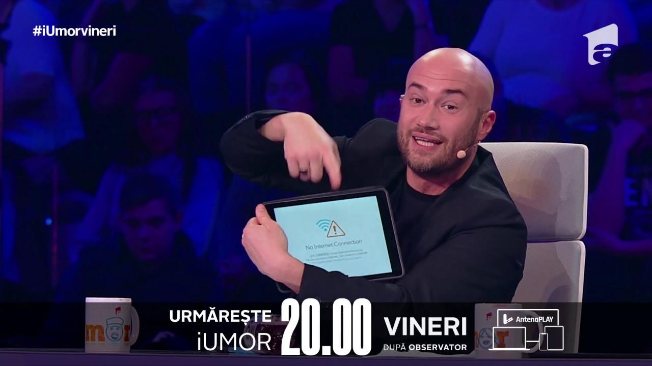 Pregătește-te pentru Semifinala iUmor, Astăzi, de la ora 20.00, la Antena 1