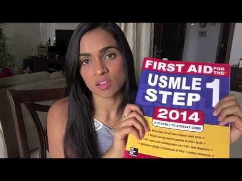 My USMLE Step 1 preparation and resources!