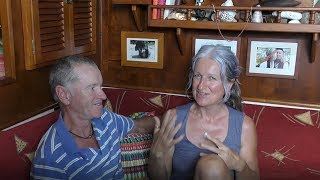 HOW TO MAKE YOUR CRUISING DOLLAR GO FURTHER - Q&A (Sailing SV Sarean) Ep. 8