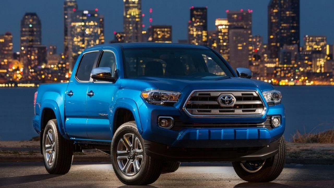 2018 Toyota Tacoma Diesel Release Date and Price - YouTube