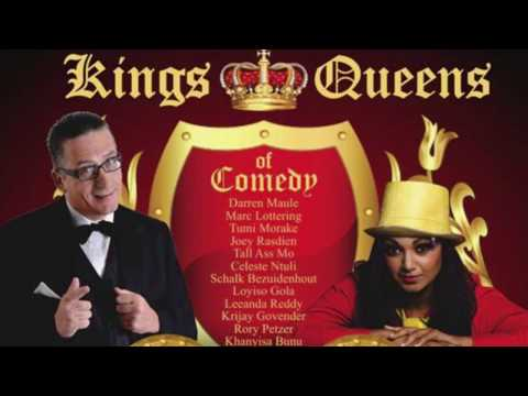 ECR Kings & Queens of Comedy Durban 11 Feb 2017
