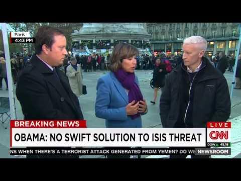 CNN International Correspondent Contridicts Obama Statements on ISIS | TheBlaze