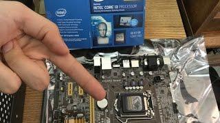 instalar procesador i3 4150 con asus b85m g r2 0   instalar cpu en placa lga 1150