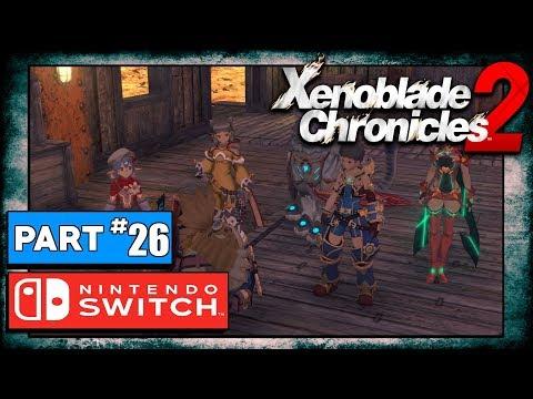 Xenoblade Chronicles 2 Playthrough Part 26: Umon's Ship (Diamond Oak, Puzzletree Wood)