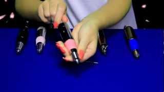 Как вставить фрезу в машинку для маникюра(, 2012-10-02T19:11:50.000Z)