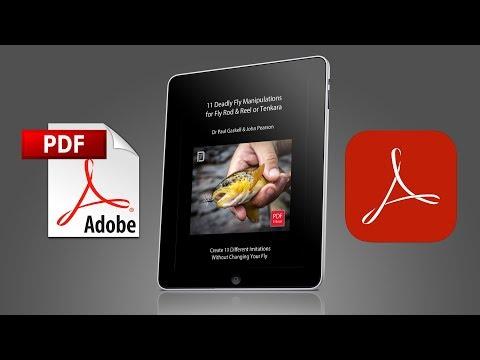 Download PDF To IPad Using Adobe Reader