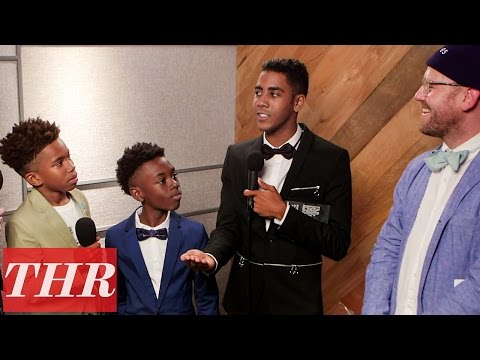 Coming Into Focus: Interview with Jharrel Jerome of 'Moonlight' clip