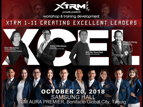 "X.C.E.L. ""XTRM CREATING EXCELLENT LEADERS"" 2018"