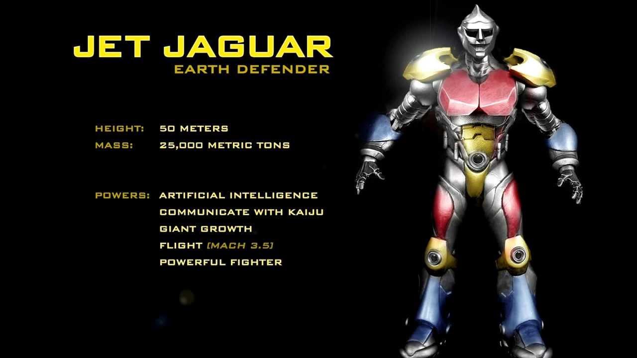 Jet Jaguar - Earth Defender - YouTube