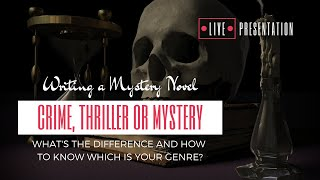 🔴 LIVE   Crime, thriller and mystery // Which is your genre