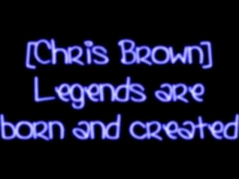 DJ Khaled - Legendary Featuring Chris Brown, Keyshia Cole, & Ne-Yo [HD Full Lyrics]
