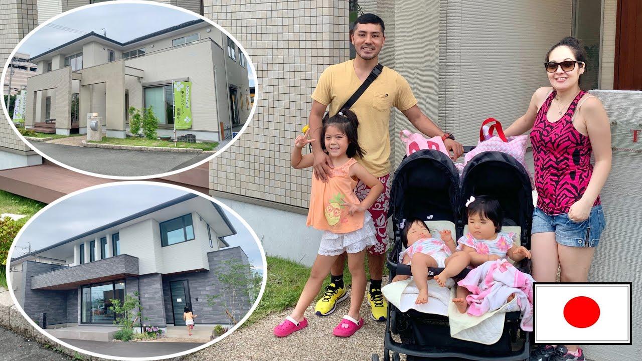 PERUANOS BUSCANDO la CASA de sus SUEÑOS en JAPON
