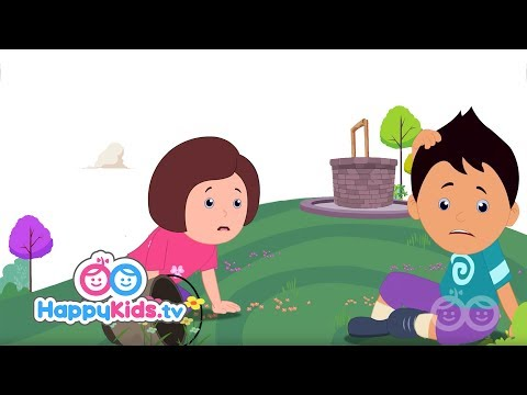 Jack And Jill I Fun Nursery Rhymes For Kids And Children | Baby Songs