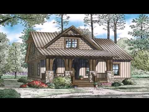 Craftsman Style Bungalow House Plans