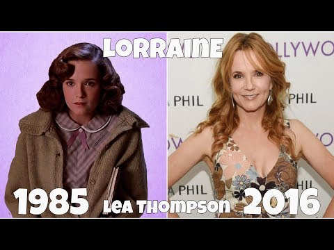Back to the Future Then and Now