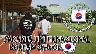 Visit Korean School in JAKARTA - Jakarta Internasional Korean School