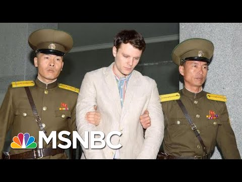 In Otto Warmbier Death, Trump Sides With Dictator Over U.S. Intelligence | Hallie Jackson | MSNBC Mp3