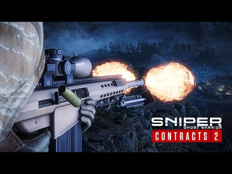 Sniper Ghost Warrior Contracts 2 - Kill all suspects without raising the alarm challenge (Deadeye) |