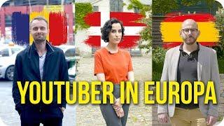 So lebt es sich als YouTuber in Europa - Reportage