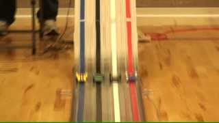 Fastest Pinewood Derby Cars Street Pro Npwdrl Motm Championship Race 2013