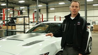 Roush Stage 3 Mustang Walkaround with Jack Roush Jr.