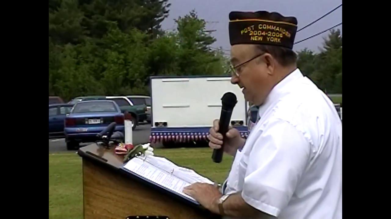 VFW 1418 Memorial Day  5-29-06