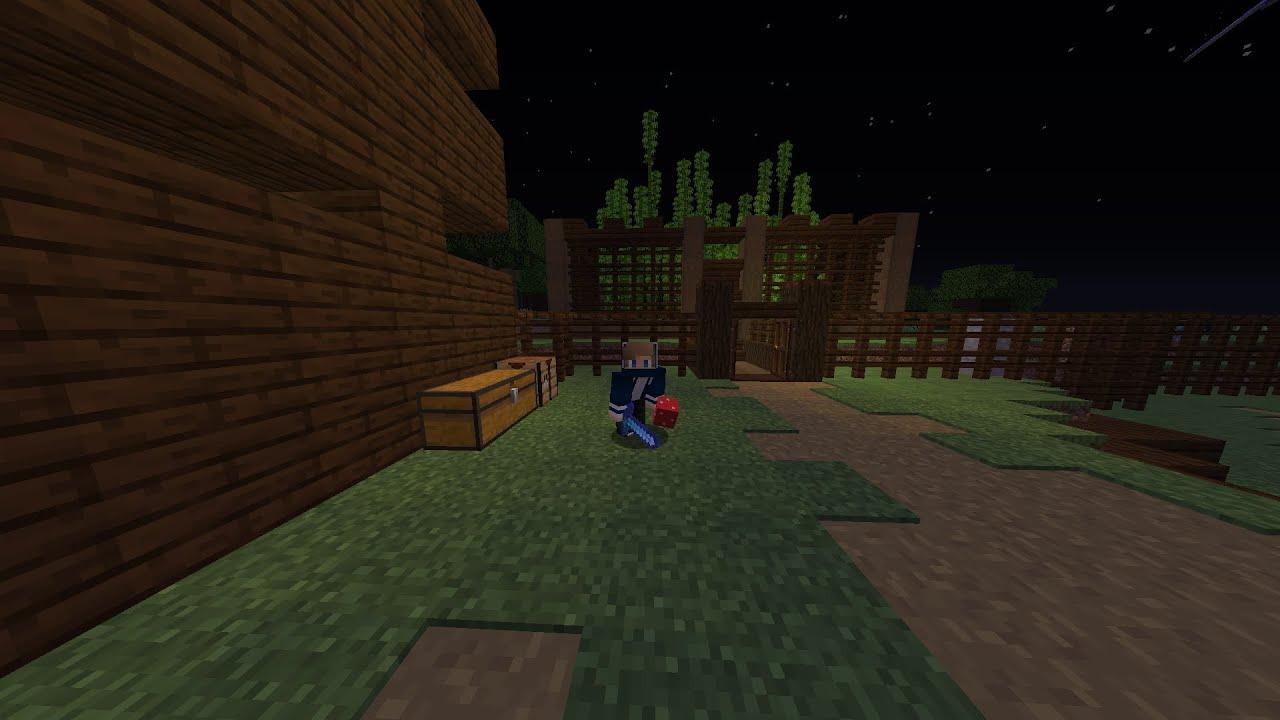 Minecraft Survival Bölüm-8 ! Bambu Farmı ve Yeni Depo ! l Premier Network - YouTube