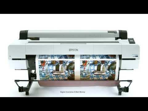 Epson SureColor SC-P10000, SC-P20000 Features