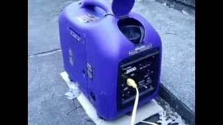 Hyundai HY2000si 2200Watt Portable Inverter Generator