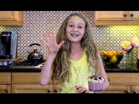 Welcome to Superfood Kids! 11 yr old girl on a mission!