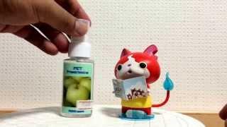【CAT】ネコ・猫・ジバニャン?猫用の香水なんてあるんだ~!ペット...