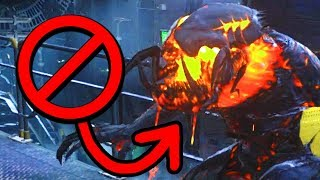 HOW TO STOP ALIENS FROM SPAWNING IN BEAST FROM BEYOND IW ZOMBIES DLC4 POWER JUG GUIDE TUTORIAL