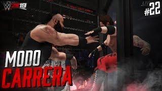 WWE 2K19 Modo Carrera | ELIMINATION CHAMBER - Episodio 22