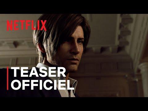 Resident Evil: Infinite Darkness | Bande-annonce personnages VOSTFR | Netflix France