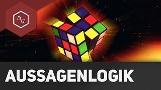 Negation, Konjunktion, Disjunktion – Aussagenlogik 1 ● Gehe auf SIMPLECLUB.DE/GO