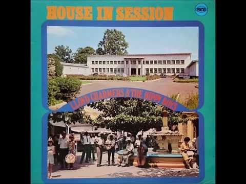 Lloyd Charmers & The Hippy Boys Confidential - House In Session - Pama Records